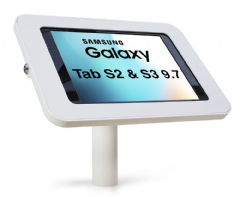 armourdog® LocPad anti-theft tablet kiosk for the Samsung Galaxy Tab S2 & S3 9.7